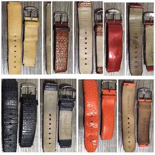Philip Stein strap watches