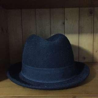 :: 極少帶日本購買高質感硬挺紳士帽 ::