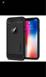 Spigen iPhoneX case casing