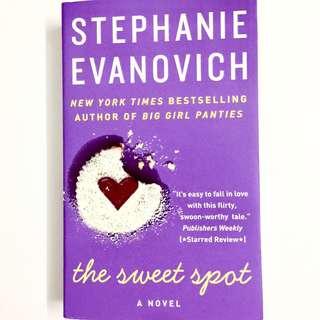 The Sweet Spot by Stephanie Evanovich (romance book)