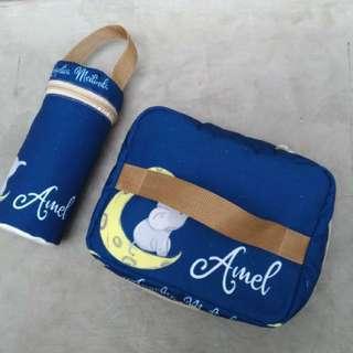 Personalised lunch bag / bottle holder