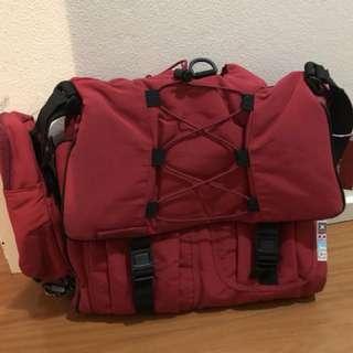 Gr8 Nappy Baby Bag travel de luxe