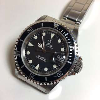 Tudor Submariner 79190 Not Rolex 79090