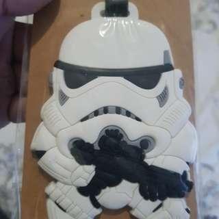 Star Wars Luggage Tag