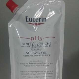 BN Eucerin shower oil REFILL PACK X 400ML