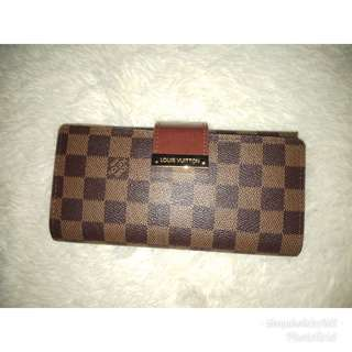 LV (Louis Vuitton) Replica Long Wallet
