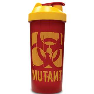Mutant Red Shaker Cup