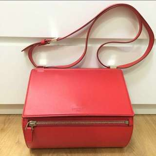 Givenchy Pandora Box in Red