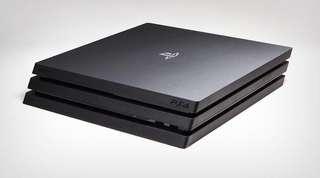 Playstation 4 PRO / PS4 PRO (1TB)