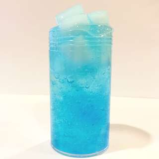 ICE CUBES jelly cube slime