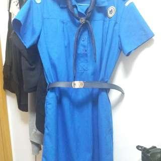 女童軍制服