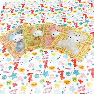 Hello Kitty杯墊-4入