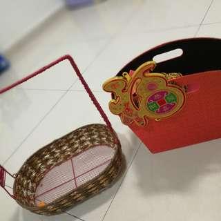 Decorations Basket