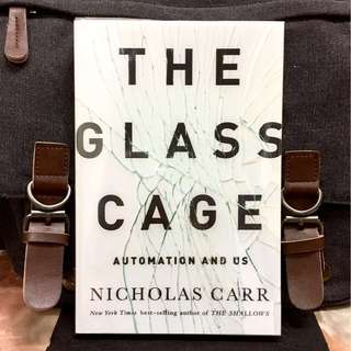 # Highly Recommended《Bran-New + Shifting Attention To Computer Screen Can Leave Us Disengaged & Discontented》Nicholas Carr  - THE GLASS CAGE : Automation and Us