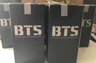 BTS Mini ARMY Bomb Keyring
