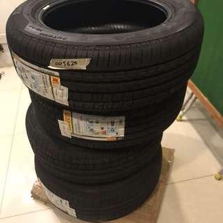 Pirelli Cinturato P7 run flat tires 205/55R16