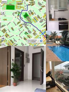 2 bedder cozy condo for rent @ $1950