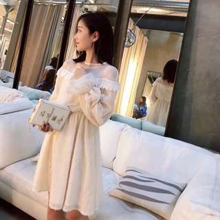 Valentino white dress
