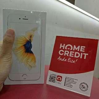 cicilan iPhone 6 32GB Bunga 0,99% tanpa kartu kredit