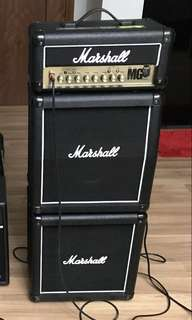 Marshall mini stack amp