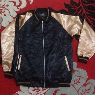 *Reprice*Roughneck Gold Varsity