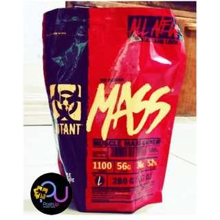Mutant Mass 280g