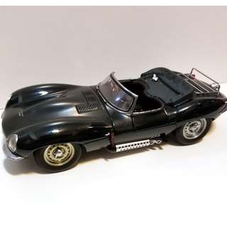 1/18 Autoart Jaguar XK-SS 1956 Steve McQueen Private Collection minchamps kyosho fujimi