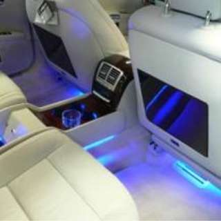 Car Interior Lighting - Optical Fiber