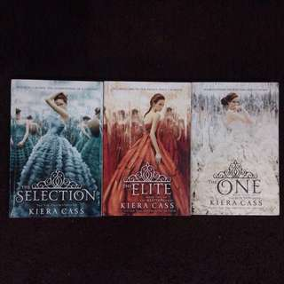 The Selection Series (FREE SHIPPING!)