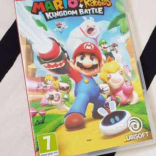 Mario + Rabbid Kingdom Battle for Nintendo Switch