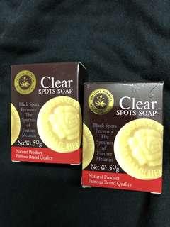 Madame Heng Clear spots soap (premium range)