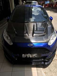 Ford Fiesta 1.0 Ecoboost turbo