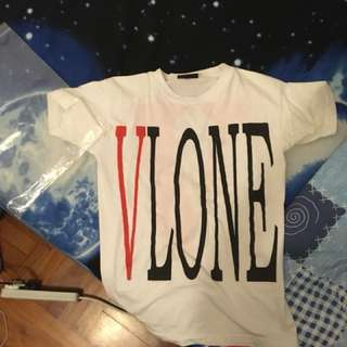 VLONE T Shirt Reversable