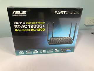 (BNIB) Asus Dual Band Router