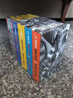 Harry Potter The Boxed Set: The Complete Collection