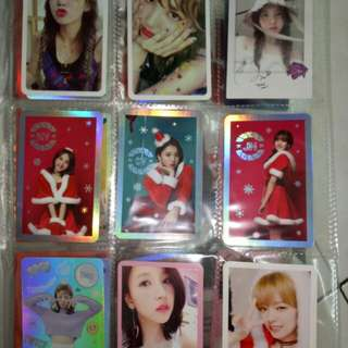 Twice Official Photocard