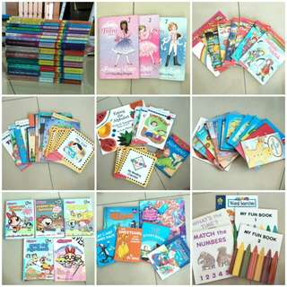 [CLEARANCE] children's books mass clearance masterlist!!