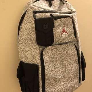 全新現貨 Jordan Backpack 經典色 書包 背包 健身包 旅行包