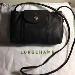 Longchamp Cuir Crossbody