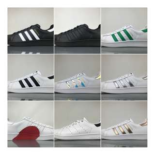 The Superstar/Stan Smith Ultimate Collection