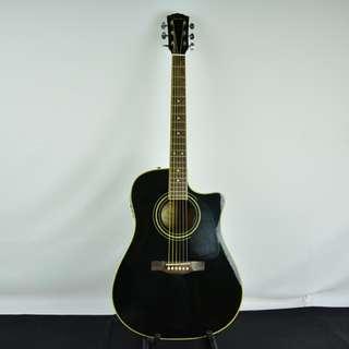 Fender CD140SCE 電木吉他*現金收購 樂器買賣 二手樂器吉他 鼓 貝斯 電子琴 音箱 吉他收購