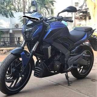 Sticker Wrap - Motorbike wrap