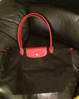 Longchamp large handbag