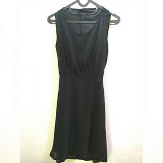 NEW Backless Black Dress