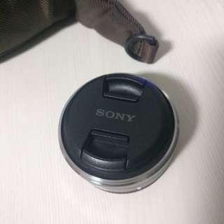Sony 16mm f2.8 lens