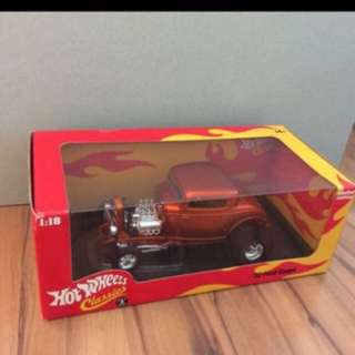 BNIB Hot Wheels Classic '32 Ford Coupe