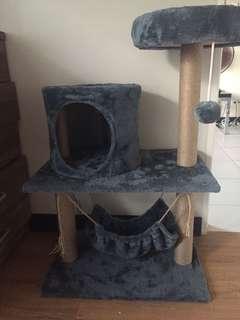 Cat tree bed/toy
