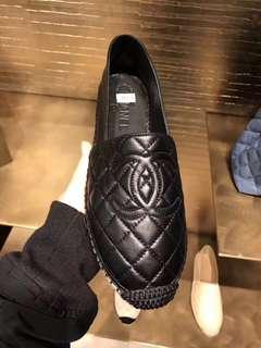 Chanel  漁夫鞋 35-40