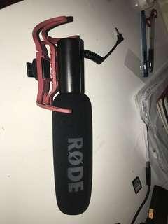 Microphone Rode Rycote