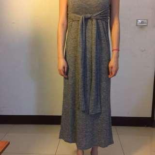 🚚 女連身開背 長版洋裝